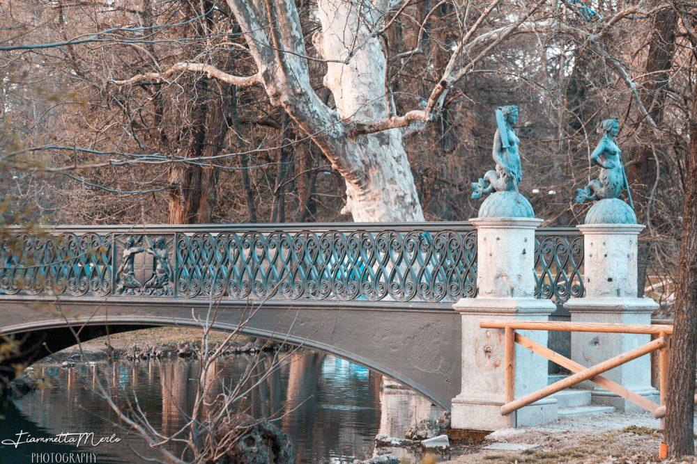 Parco Sempione e le sue Sirenette