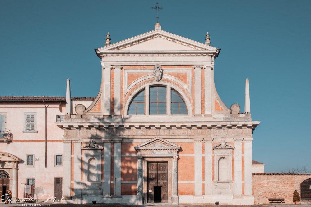 Santa Croce: il complesso monumentale in provincia di Alessandria